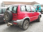 NISSAN TERANO II S 2.7TDI MANUAL SWB (NISSAN48) PICTURES FOR GUIDE PURPOSE ONLY , PLEASE FOR GUIDE PURPOSE ONLY ,PLEASE PHONE IN OR EMAIL WITH YOUR PARTS INQUIRY , THANK YOU