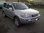 NISSAN X-TRAIL SPORT DCI MANUAL (CF05) £2495