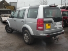 DISCOVERY 3 GS 2.7 TDV6 AUTOMATIC 7 SEAT (DISCO978) ZERMAT SILVER , PICTURES FOR GUIDE PURPOSE ONLY , PLEASE PHONE IN OR EMAIL WITH YOUR PARTS INQUIRY , THANK YOU