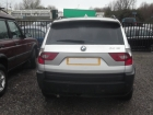 BMW X3 D SE 2.0L DIESEL MANUAL (BMWX31) PICTURES FOR GUIDE PURPOSE ONLY , PLEASE PHONE IN OR EMAIL WITH YOUR PARTS ENQUIRY , THANK YOU
