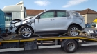 2018 DISCOVERY SPORT SE TECH TD4 9 SPEED AUTOMATIC 7 SEAT ( LR1755) CAT B , DISMANTLE ONLY , PICTURES FOR GUIDE PURPOSE ONLY , PLEASE PHONE IN OR EMNAIL WITH YOUR PARTS ENQUIRY THANK YOU