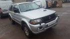 MITSUBISHI SHOGUN SPORT EQUIPPE 2.5TD MANUAL ( SHOGUN95 ) PICTURES FOR GUIDE PURPOSE ONLY , PLEASE PHONE IN OR EMAIL WITH YOUR PARTS REQUEST , THANK YOU