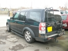 DISCOVERY 3 HSE 2.7 TDV6 AUTOMATIC 7 SEAT ( DISC1092 ) PICTURES FOR GUIDE PURPOSE ONLY , PLEASE PHONE IN OR EMAIL WITH YOUR PARTS ENQUIRY , THANK YOU