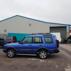 SER2 DISCOVERY ES TD5 AUTOMATIC 7 SEAT ( LB52 ) £2495