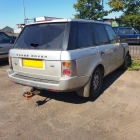 L322 RANGE ROVER HSE 3.0L TD6 AUTOMATIC ( LR1834 ) PICTURES FOR GUIDE PUPOSE ONLY , PLEASE PHONE IN OR EMAIL WITH YOUR PARTS ENQUIRY , THANK YOU