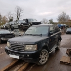 L320 RANGE ROVER SPORT  HSE 2.7L TDV6 AUTOMATIC ( LR1842 ) PICTURES FOR GUIDE PURPOSE ONLY , PLEASE PHONE IN OR EMAIL WITH YOUR PARTS ENQUIRY , THANK YOU