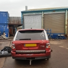 L320 RANGE ROVER SPORT HSE 2.7 TDV6 AUTO ( LR1845 ) PICTURES FOR GUIDE PURPOSE ONLY , PLEASE PHONE IN OR EMAIL WITH YOUR PARTS ENQUIRY , THANK YOU