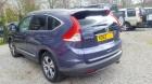 2013 HONDA CR-V I-DTEC EX MK4 2199CC DIESEL AUTOMATIC ( WD62 ) £5995