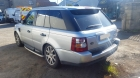 L320 RANGE ROVER SPORT HSE 2.7 TDV6 AUTO ( LR1856 ) PICTURES FOR GUIDE PURPOSE ONLY , PLEASE PHONE IN OR EMAIL WITH YOUR PARTS ENQUIRY , THANK YOU