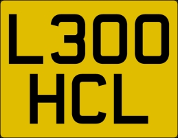 L300HCL ( ON RETENTION CERTIFICATE PRICE UPON APPLICATION )