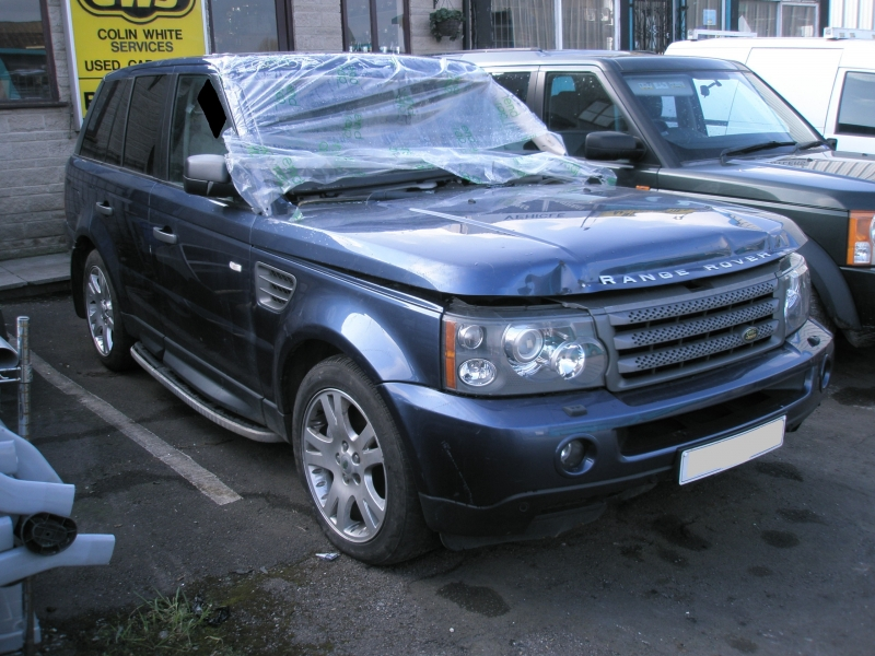 RANGE ROVER SPORT HSE 2.7L TDV6 (LR1736) PICTURES FOR GUIDE PURPOSE ONLY , PLEASE PHONE IN OR EMAIL WITH YOUR PARTS ENQUIRY , THANK YOU