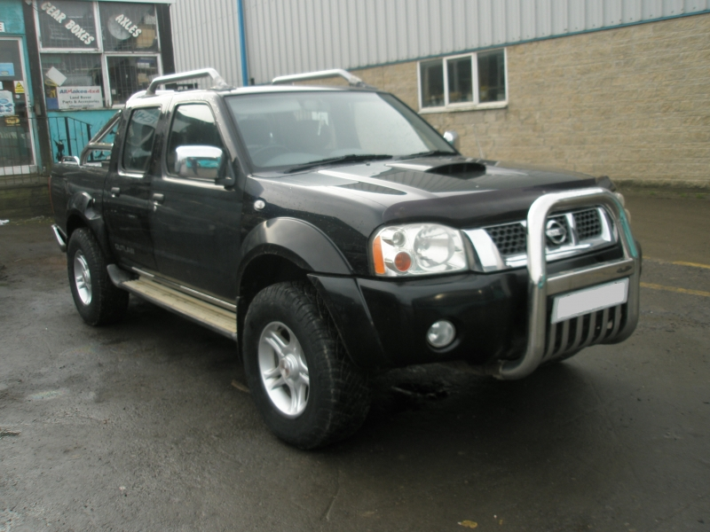 NISSAN NAVARA D22 DOUBLE CAB 2.5TD MANUAL ( NISSAN67 ) PICTURES FOR GUIDE PURPOSE ONLY , PLEASE PHONE IN OR EMAIL WITH YOUR PARTS ENQUIRY , THANK YOU