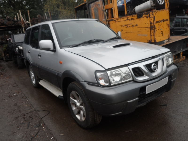 NISSAN TERANO 2 SE 2.7TD MANUAL LWB ( NISSAN71 ) PICTURES FOR GUIDE PURPOSE ONLY , PLEASE PHONE IN OR EMAIL WITH YOUR PARTS ENQUIRY , THANK YOU