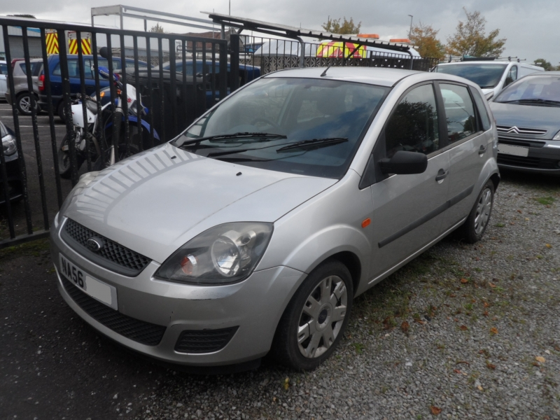 FORD FIESTA STYLE 1.4 TDCI MnuL 5DR ( NA56 ) £995